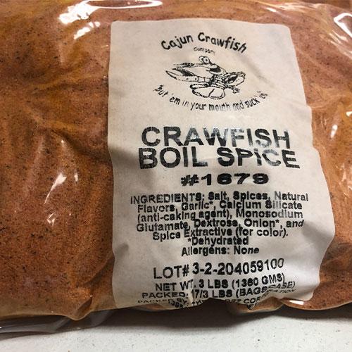 DRY SEASONING | CAJUN CRAWFISH COMPANY | Dallas' #1 Cajun Catering Company Since 1998