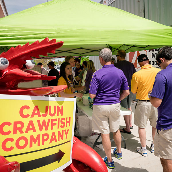 CAJUN CRAWFISH COMPANY | Dallas' #1 Cajun Catering Company Since 1998