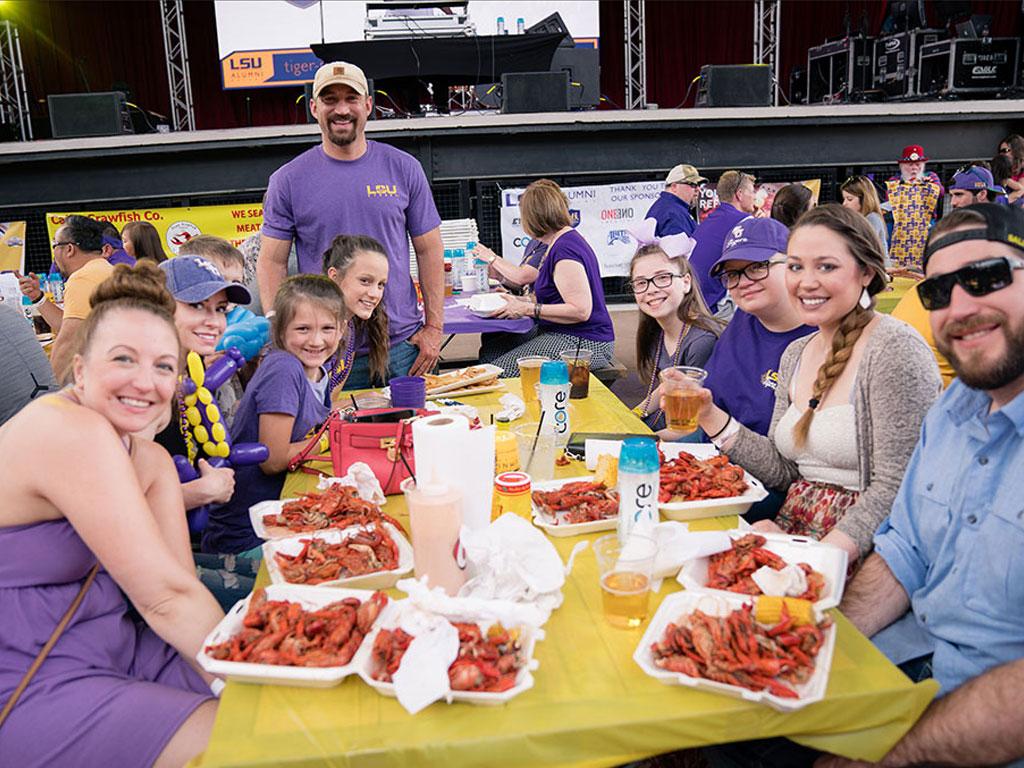 CAJUN CRAWFISH COMPANY | Dallas' #1 Cajun Catering Company Since 1998