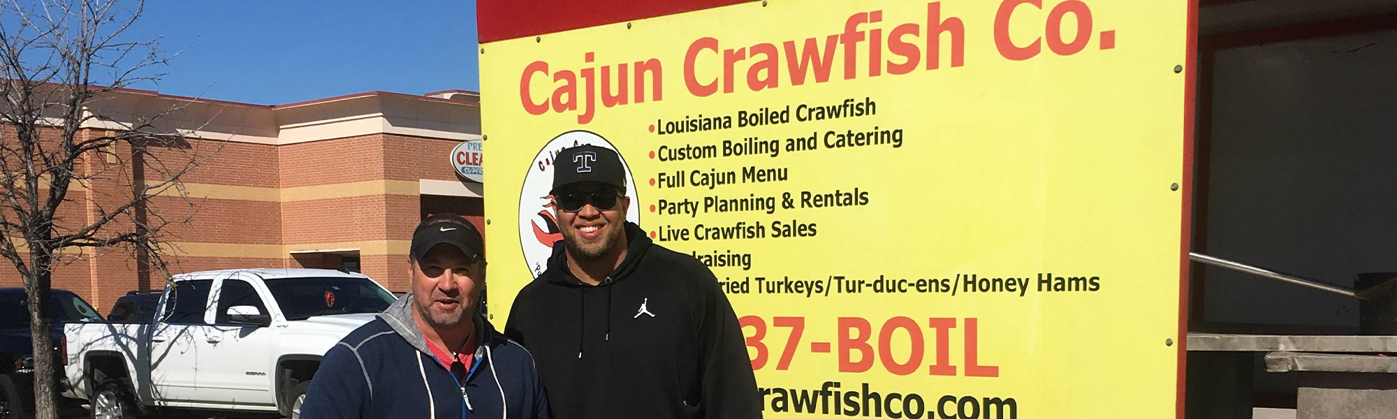 About | CAJUN CRAWFISH COMPANY | Dallas' #1 Cajun Catering Company Since 1998
